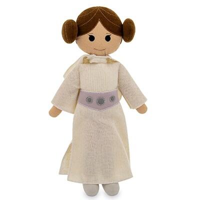 Princess Leia Plush