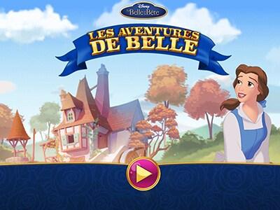 Disney La Belle et la Bête - Les Aventures de Belle