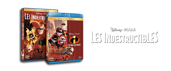 DVD / Blu-ray Les Indestructibles