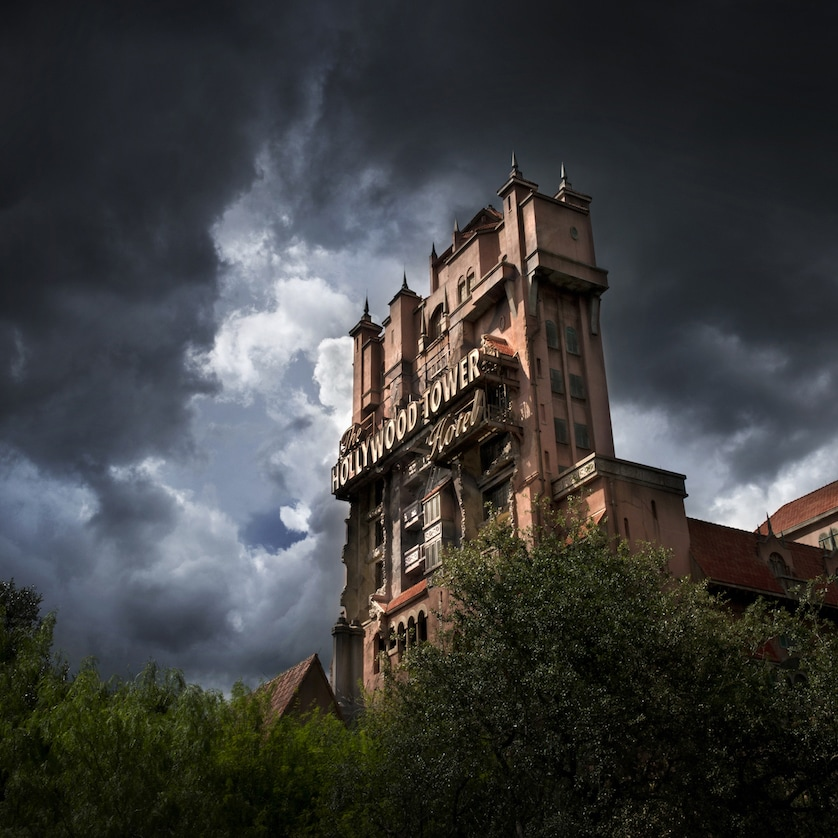 Detrás de las cámaras – The Twilight Zone Tower of Terror nos muestra una nueva percepción visual en Disney's Hollywood Studios