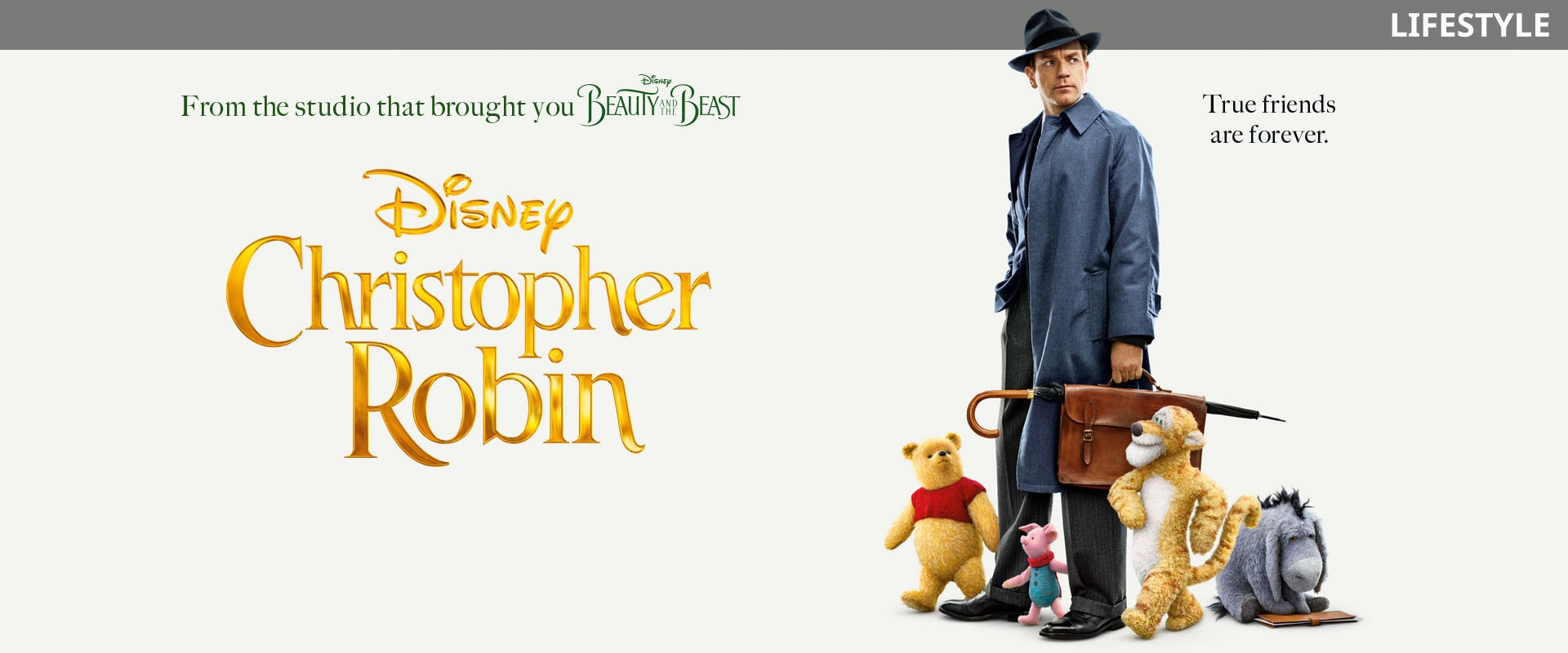 Disney's Christopher Robin | Disney | Lifestyle | Homepage | Movies