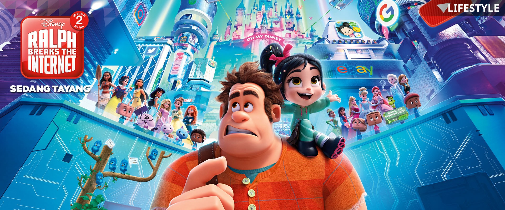 Ralph Breaks the Internet | Disney | Lifestyle | Movies