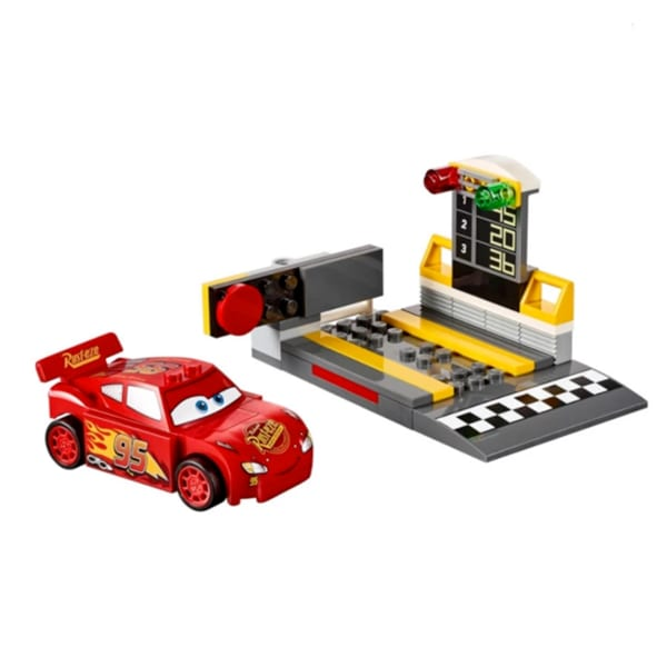 Lightning McQueen Speed Launcher