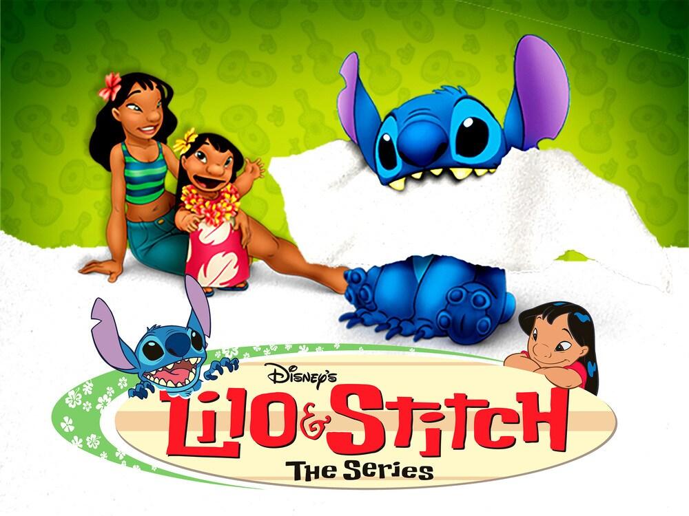 Lilo Stitch The Series Disneylife