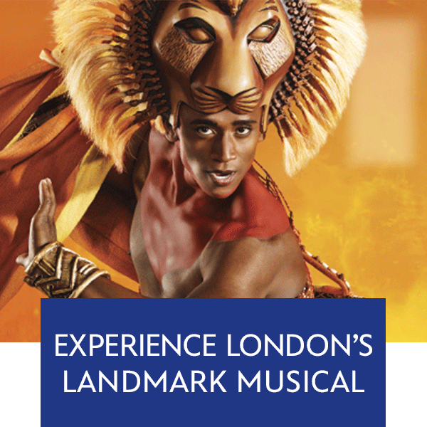 The Lion King Book Tickets