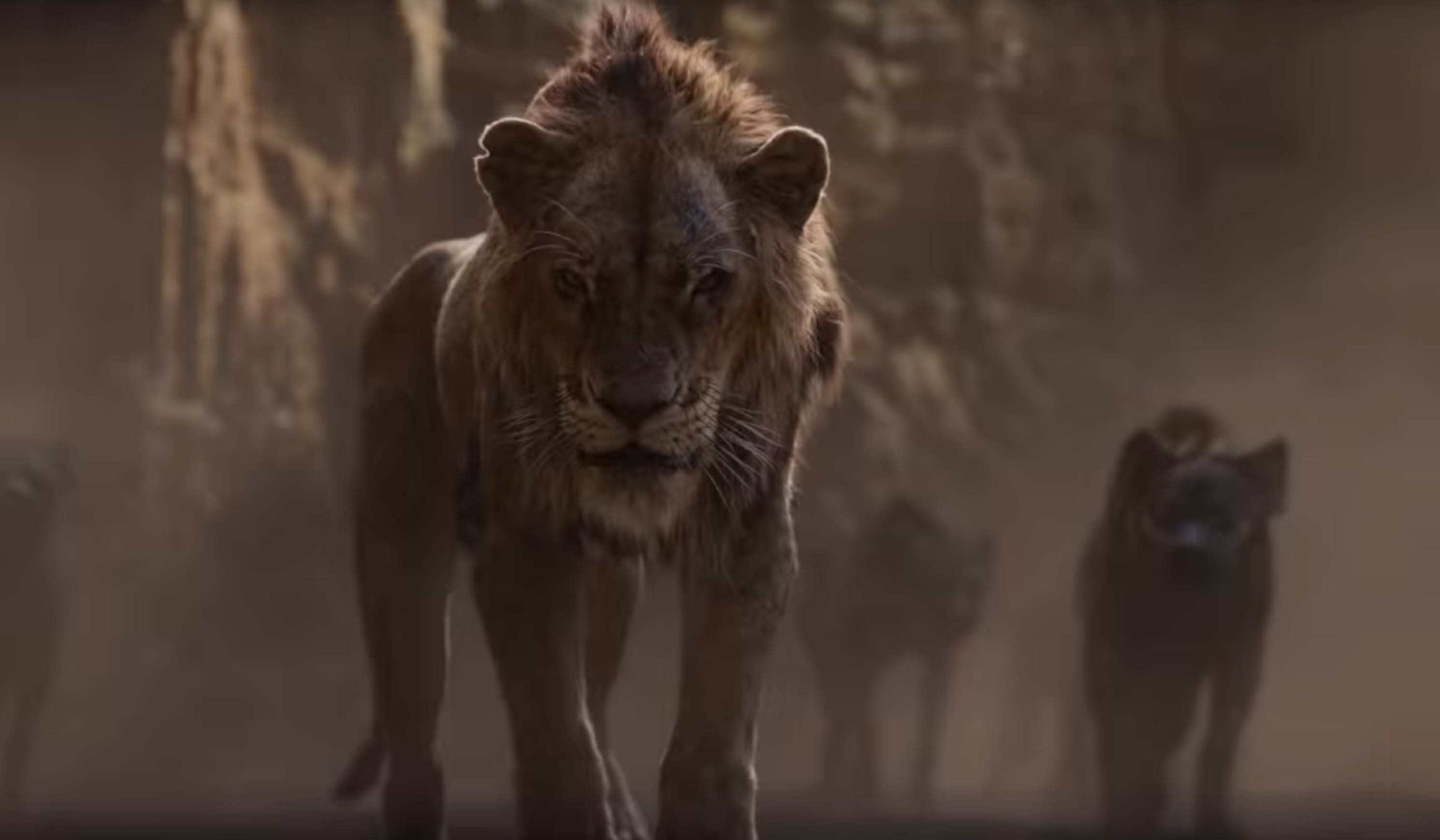 The Lion King | Trailer01