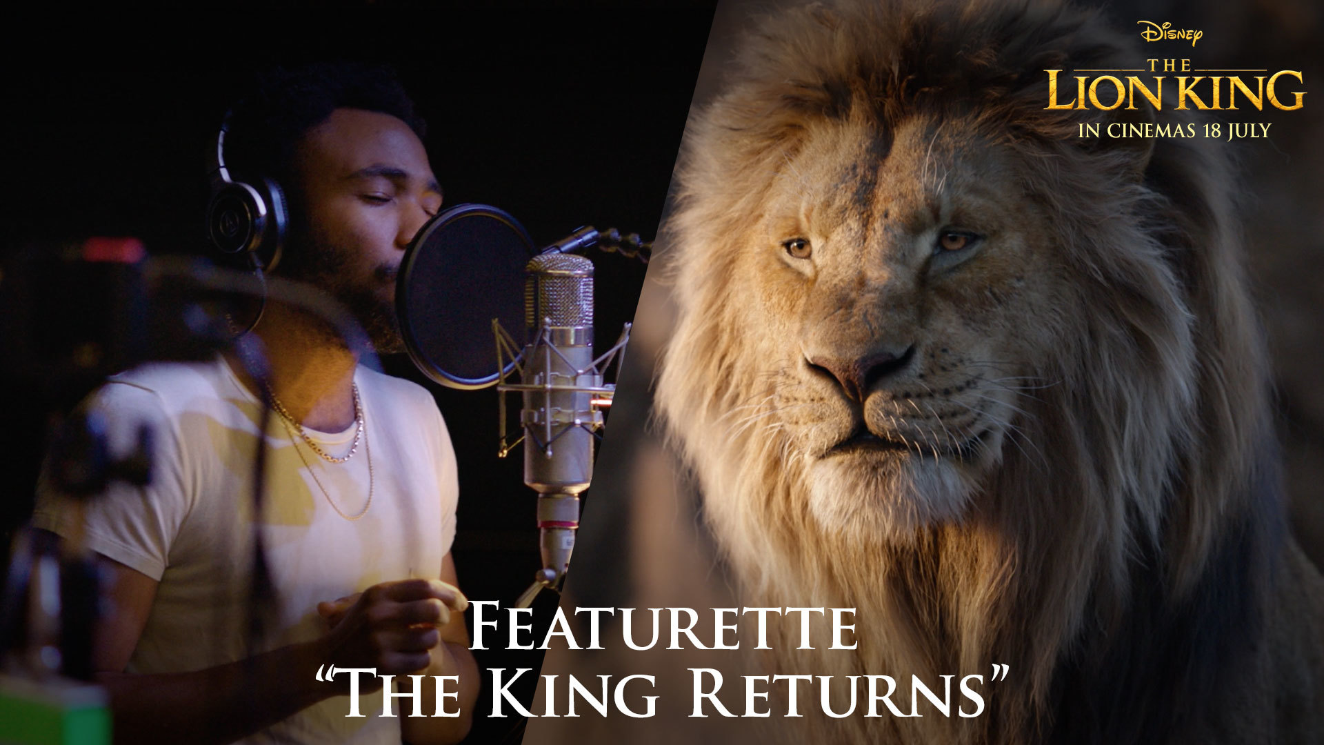 """The King Returns"" Featurette 