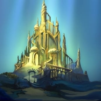 Underwater Mermaid Castle QUIZ: Name That Disney...