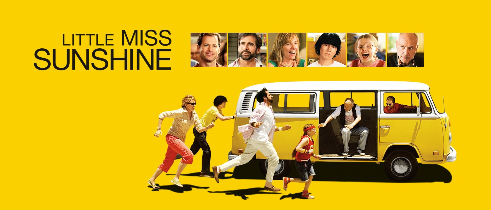 Little Miss Sunshine Hero