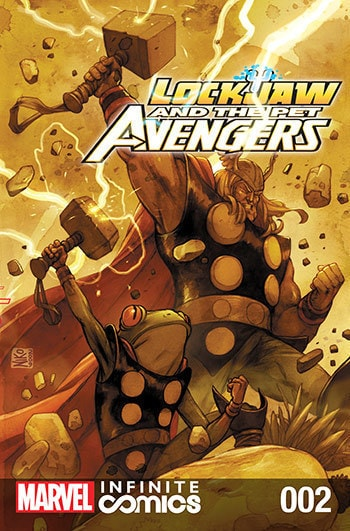 Lockjaw and the Pet Avengers #02