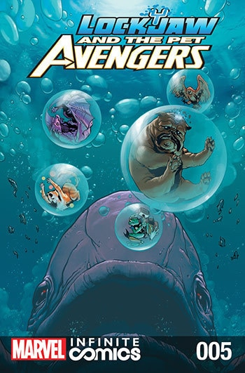 Lockjaw and the Pet Avengers #05