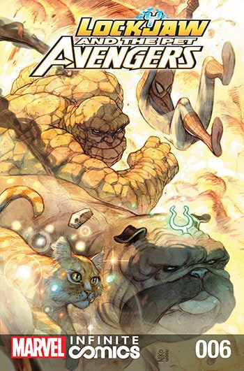 Lockjaw and the Pet Avengers #06