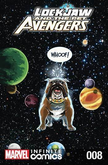 Lockjaw and the Pet Avengers #08