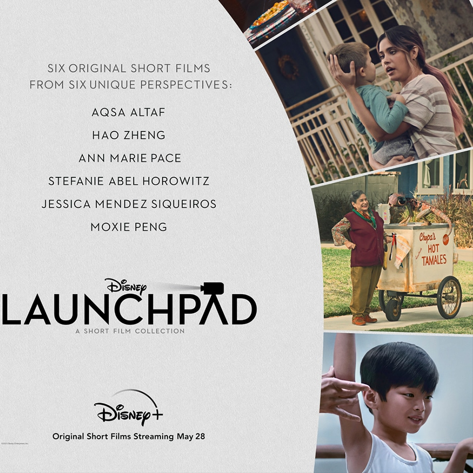 """Disney+ Releases Trailers For All Six Of Disney's """"Launchpad"""" Season One Short Films"""