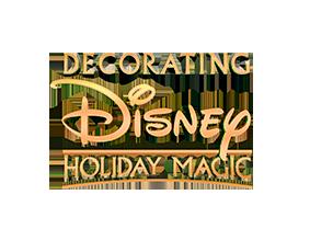 Decorating Disney Holiday Magic