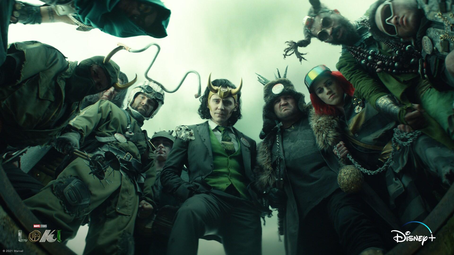 Anteriormente em Loki…
