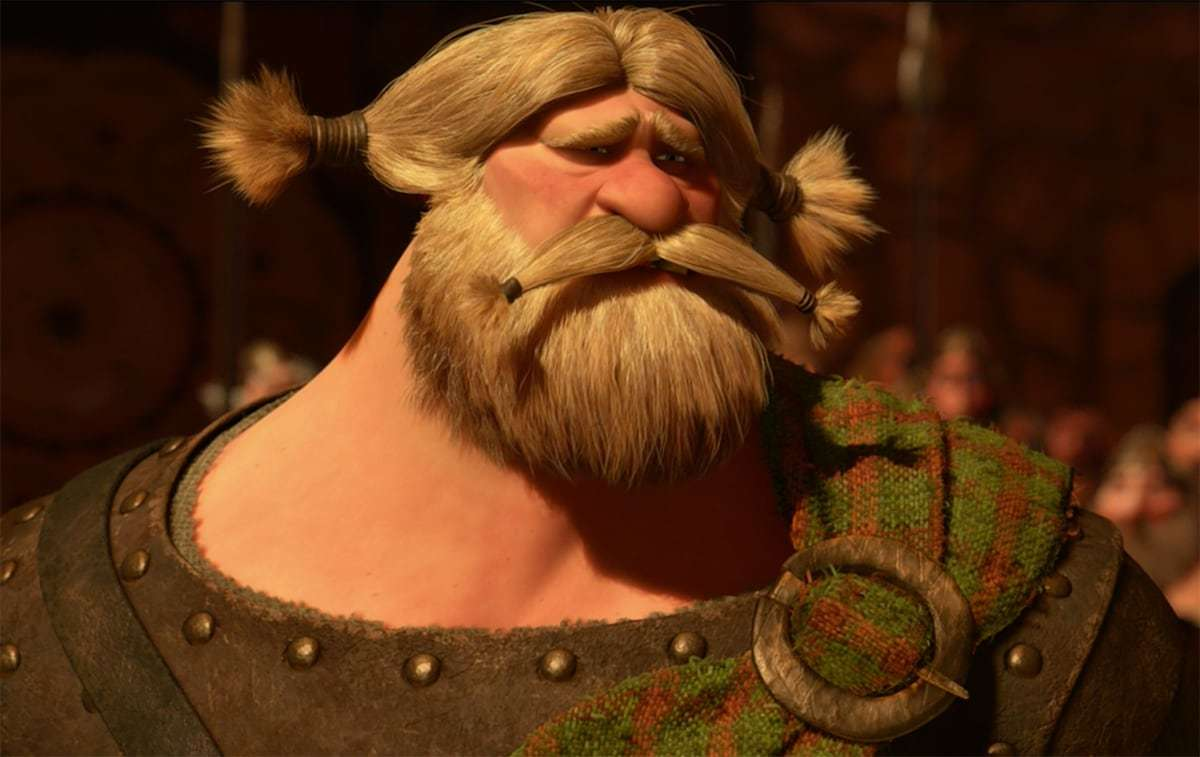 """Lord Macguffin from the animated movie """"Brave"""""""