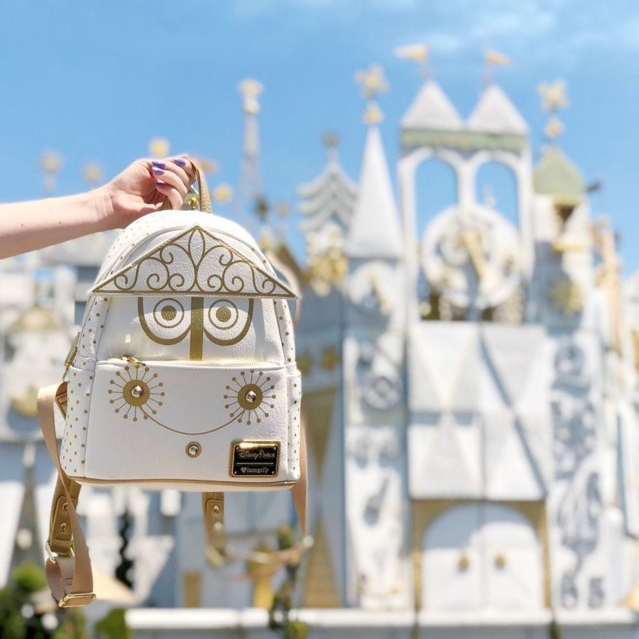 New Disney Loungefly Backpacks Are Made for Disney Parks Fans