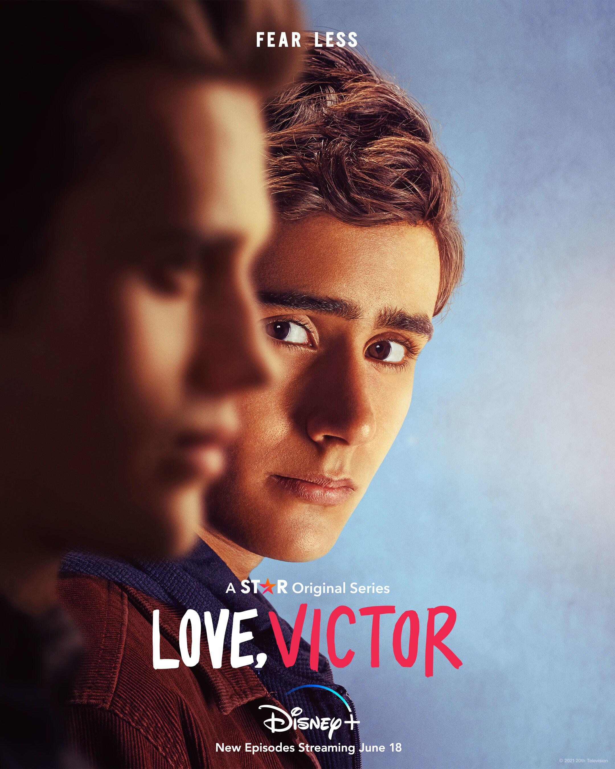 Love victor s2 key art