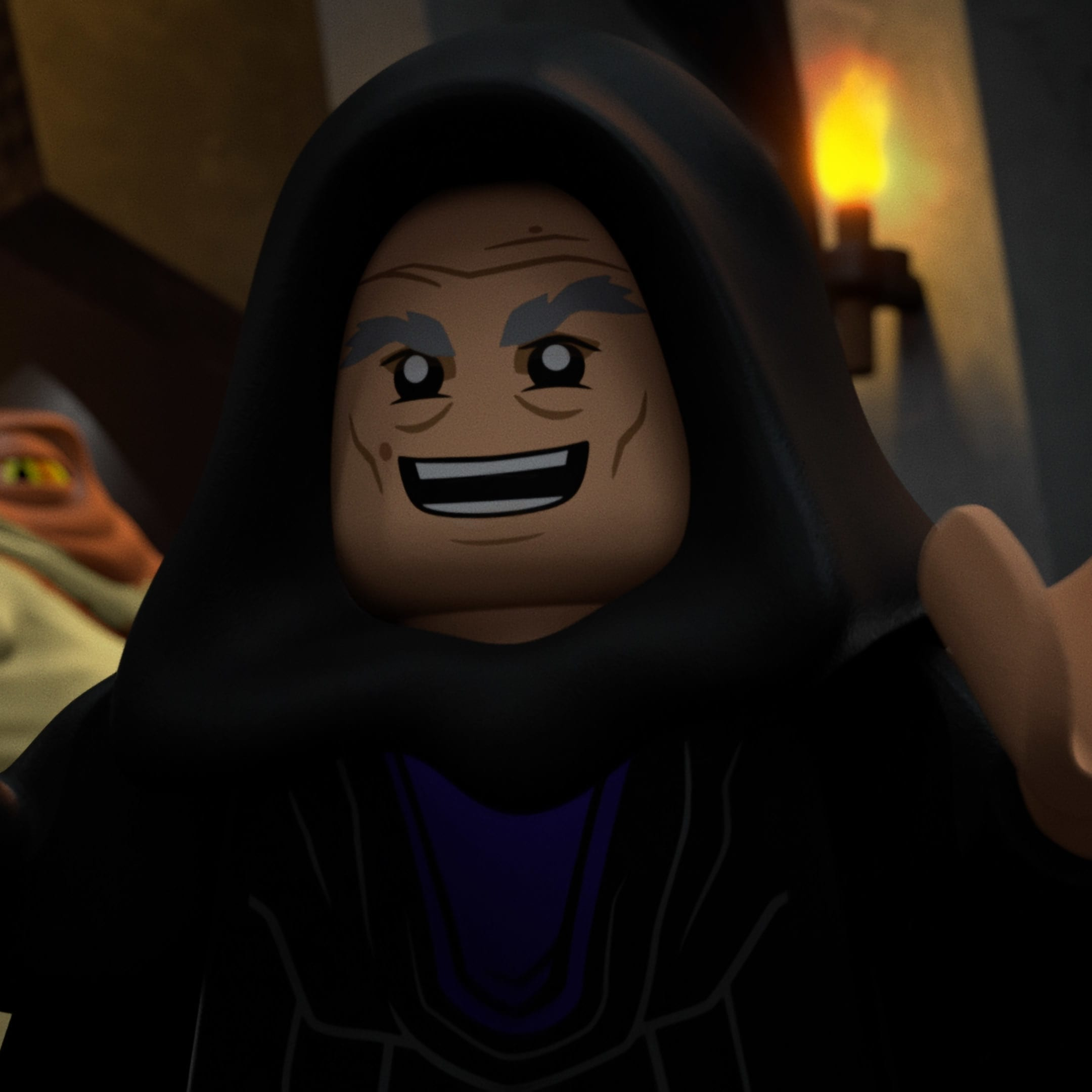 """""""LEGO® Star Wars Terrifying Tales"""" Now Streaming Exclusively On Disney+"""