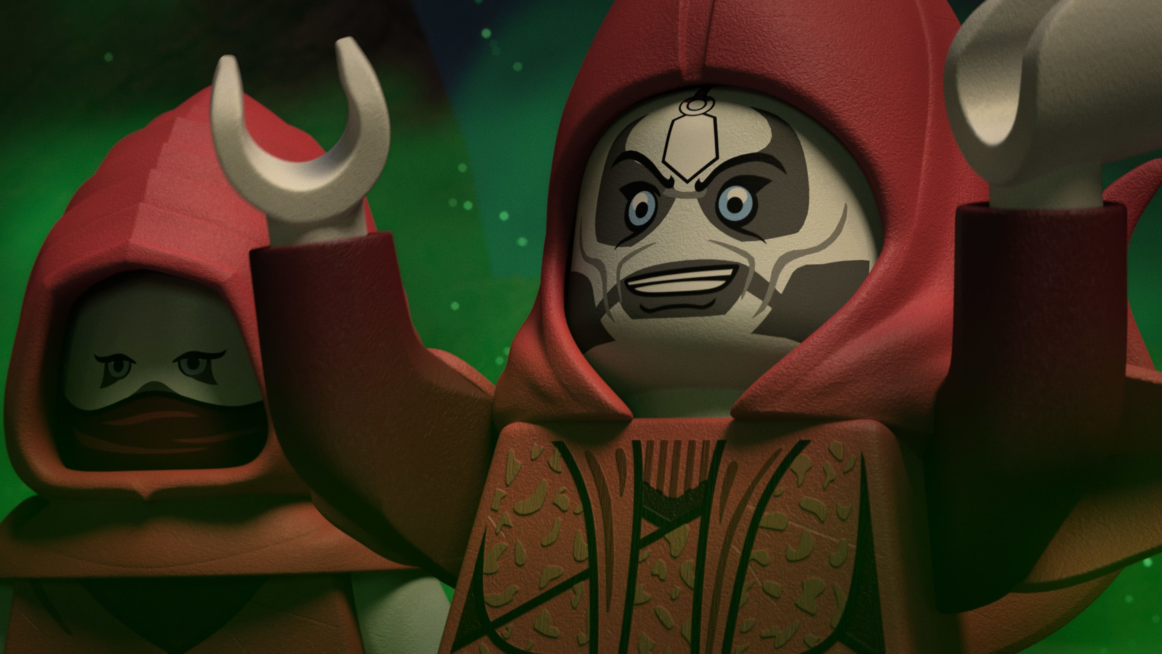 (R): Mother Talzin in LEGO STAR WARS TERRIFYING TALES exclusively on Disney+. ©2021 Lucasfilm Ltd. & TM. All Rights Reserved.
