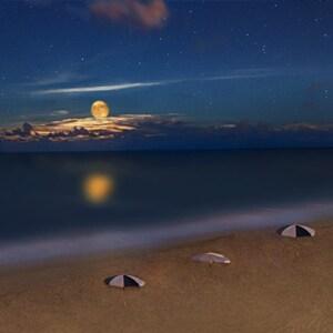 Confira as Assustadoramente Belas Luas Nascentes ao Redor do Mundo