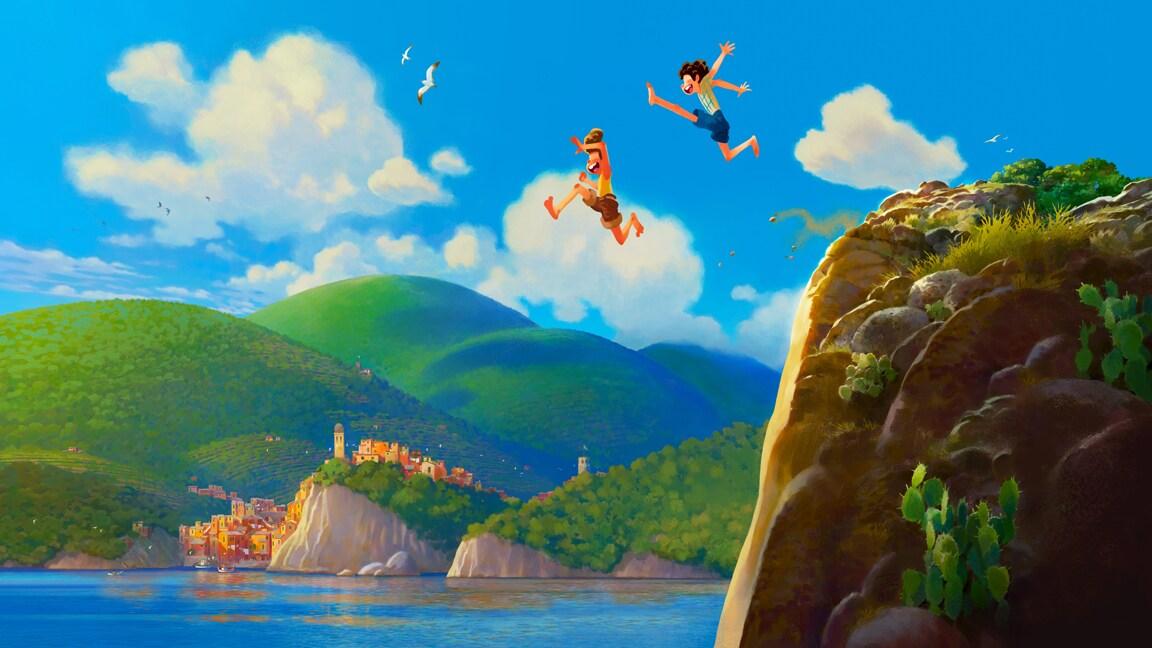LUCA: así será la nueva película de Pixar Animation Studios