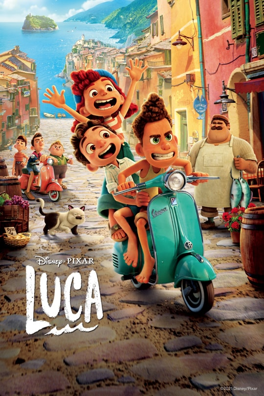 Luca   now streaming