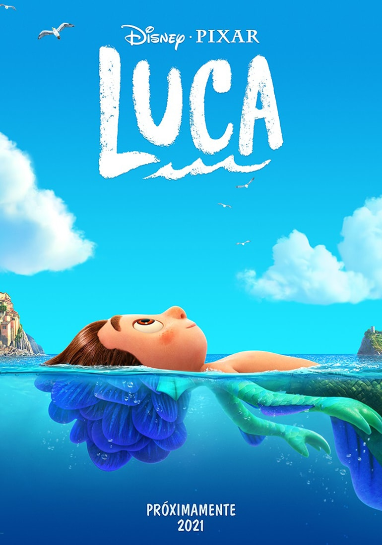Luca Disney Latino