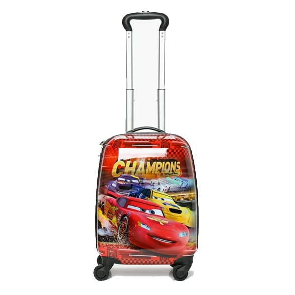 Cars Boys Champion Small Hard Luggage