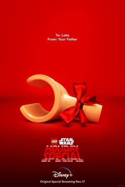 Lego Star Wars: Holiday Special poster