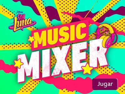 Music Mixer - Soy Luna