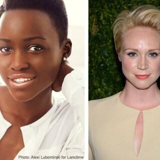 A Vencedora Do Oscar Lupita Nyong'o E A Atriz De Game Of Thrones, Gwendoline Christie, Também Estão Em Star Wars: Episódio VII