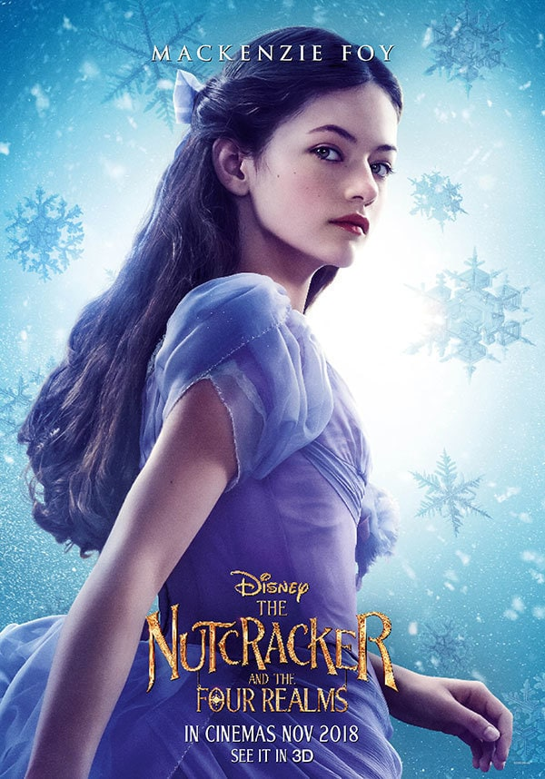 The Nutcracker and the Four Realms - Mackenzie Foy