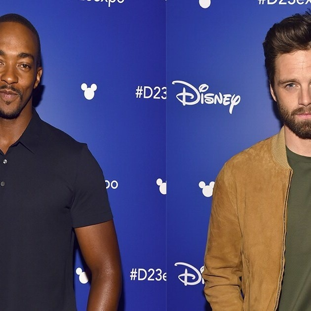 Anthony Mackie and Sebastian Stan Talk About Falcon and Winter Soldier on the Set of Avengers: Infinity War