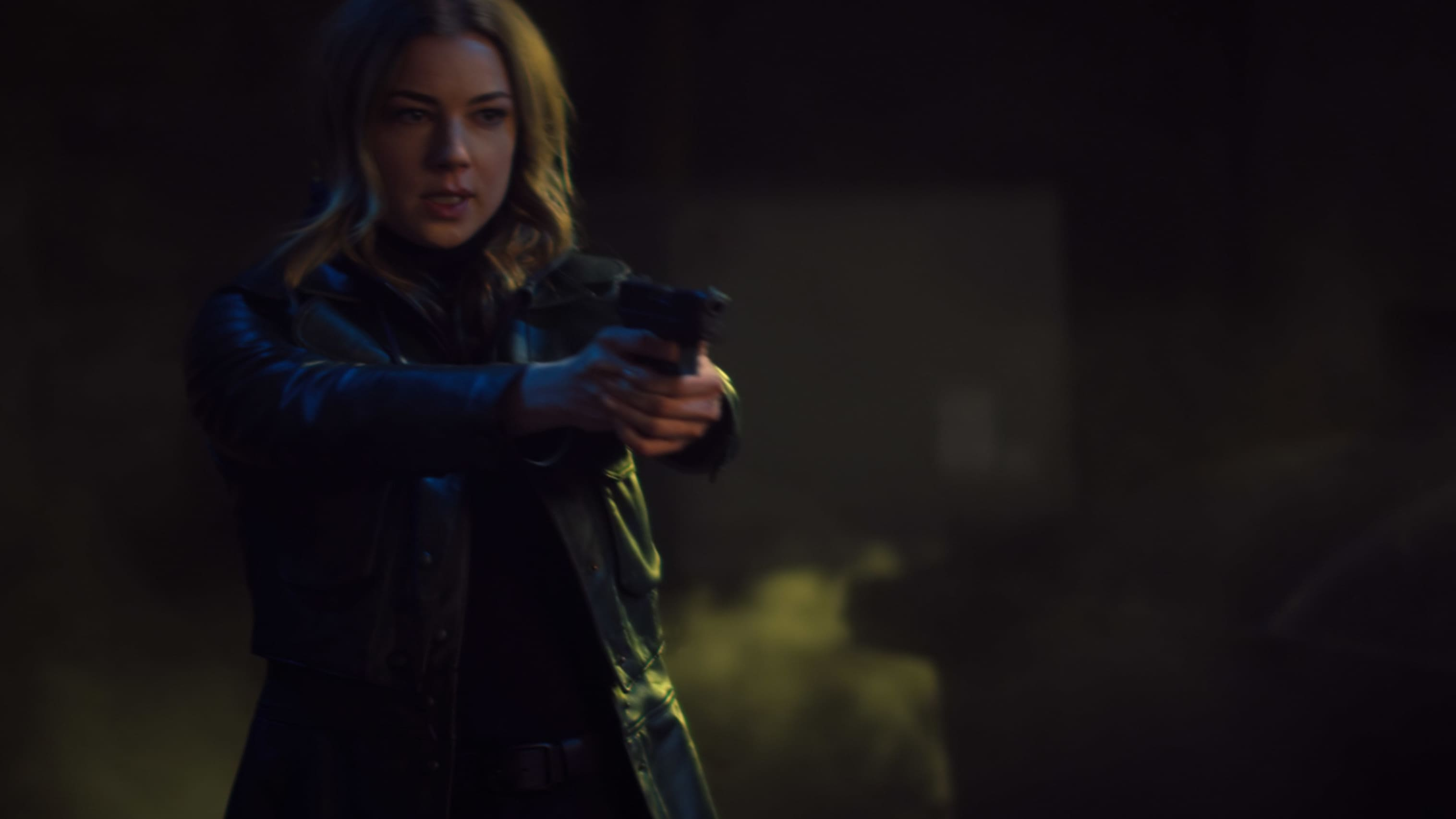 Sharon Carter/Agent 13 (Emily VanCamp) in Marvel Studios' THE FALCON AND THE WINTER SOLDIER exclusively on Disney+. Photo courtesy of Marvel Studios. ©Marvel Studios 2021. All Rights Reserved.