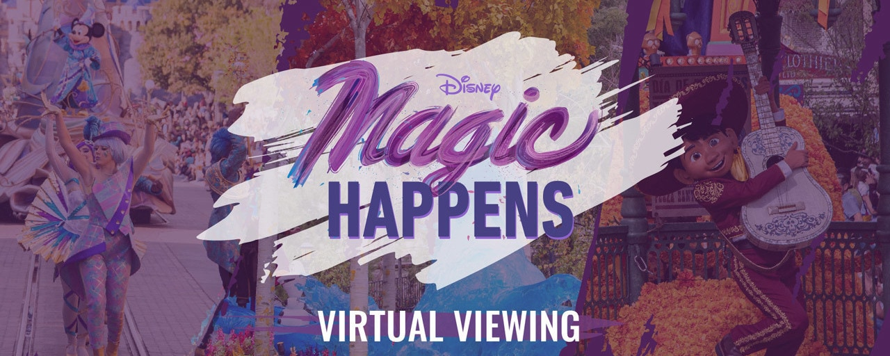 Magic Happens Virtual Viewing