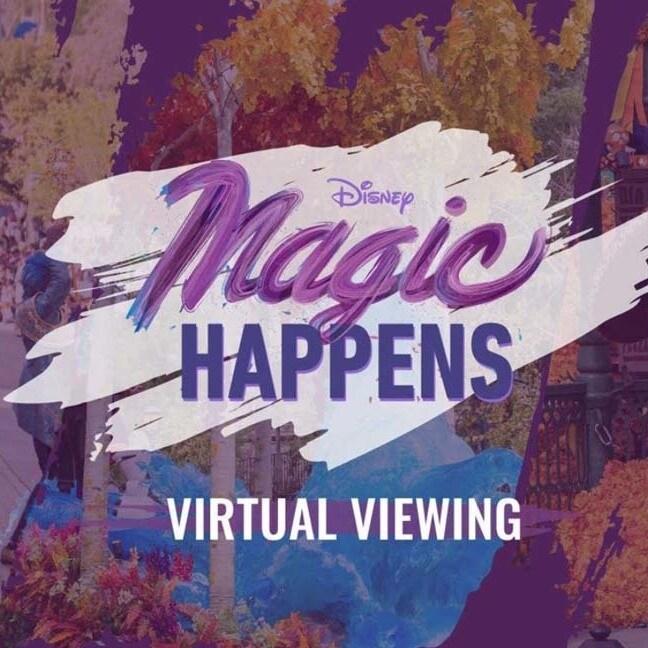 """Mira el novedoso desfile de Disneyland Resort """"Magic Happens"""""""