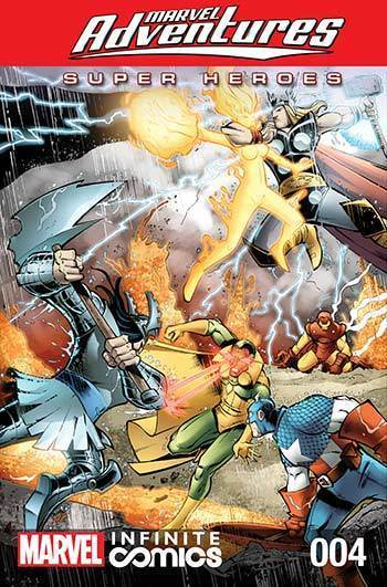 Marvel Heroes: Nova vs. the Man/Monster Part 2