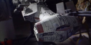 Making of the Millennium Falcon - Conversations: Creating A Universe