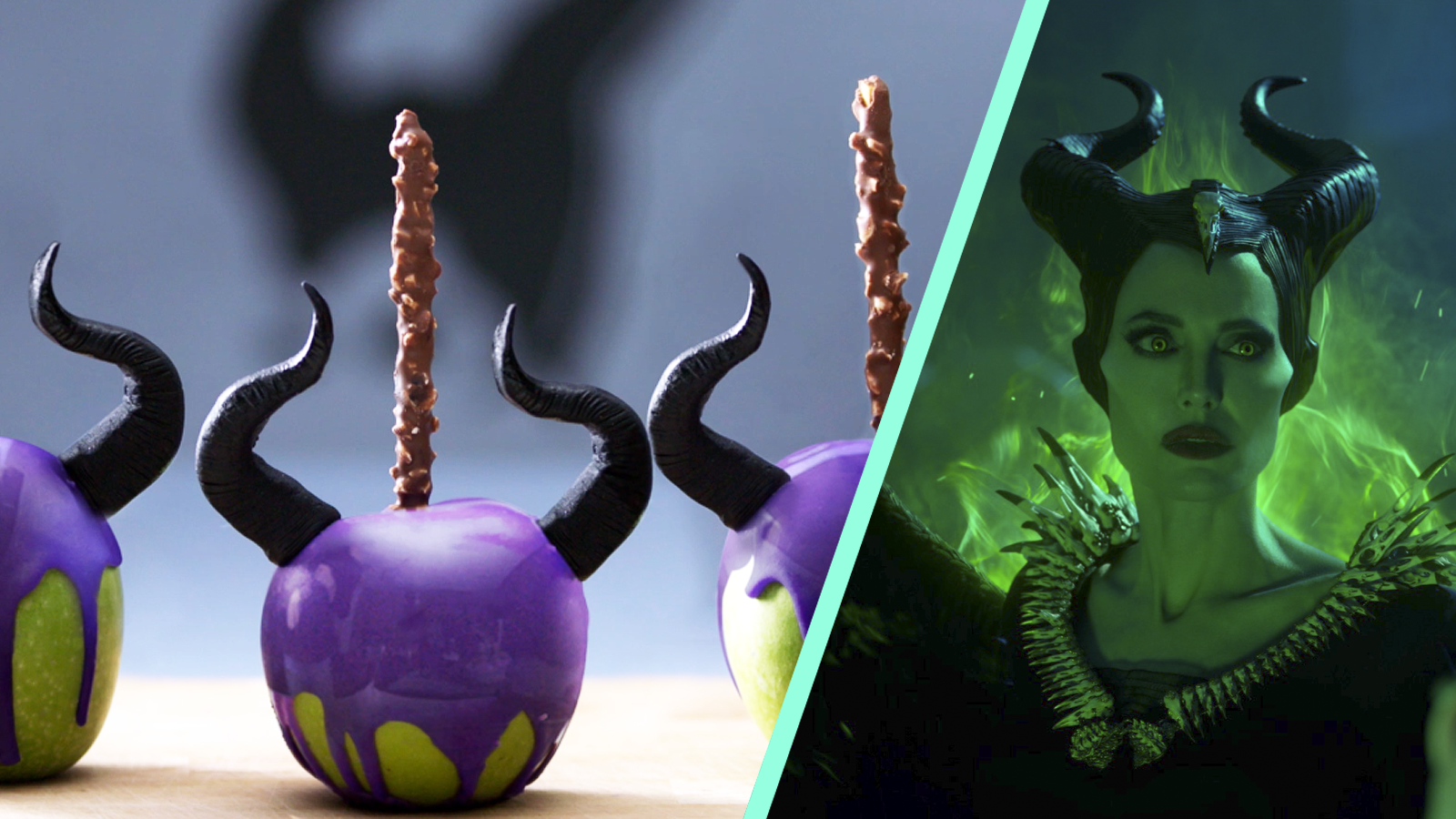 A Maleficent-Inspired Halloween Treat Fit For A Dark Fey