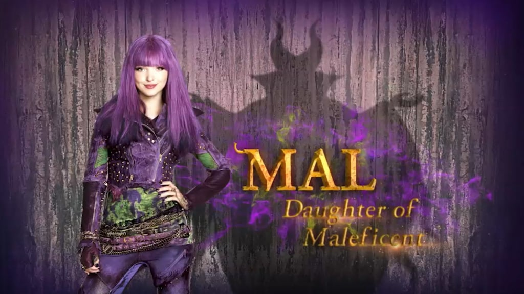 Mal returns | Disney Descendants 2