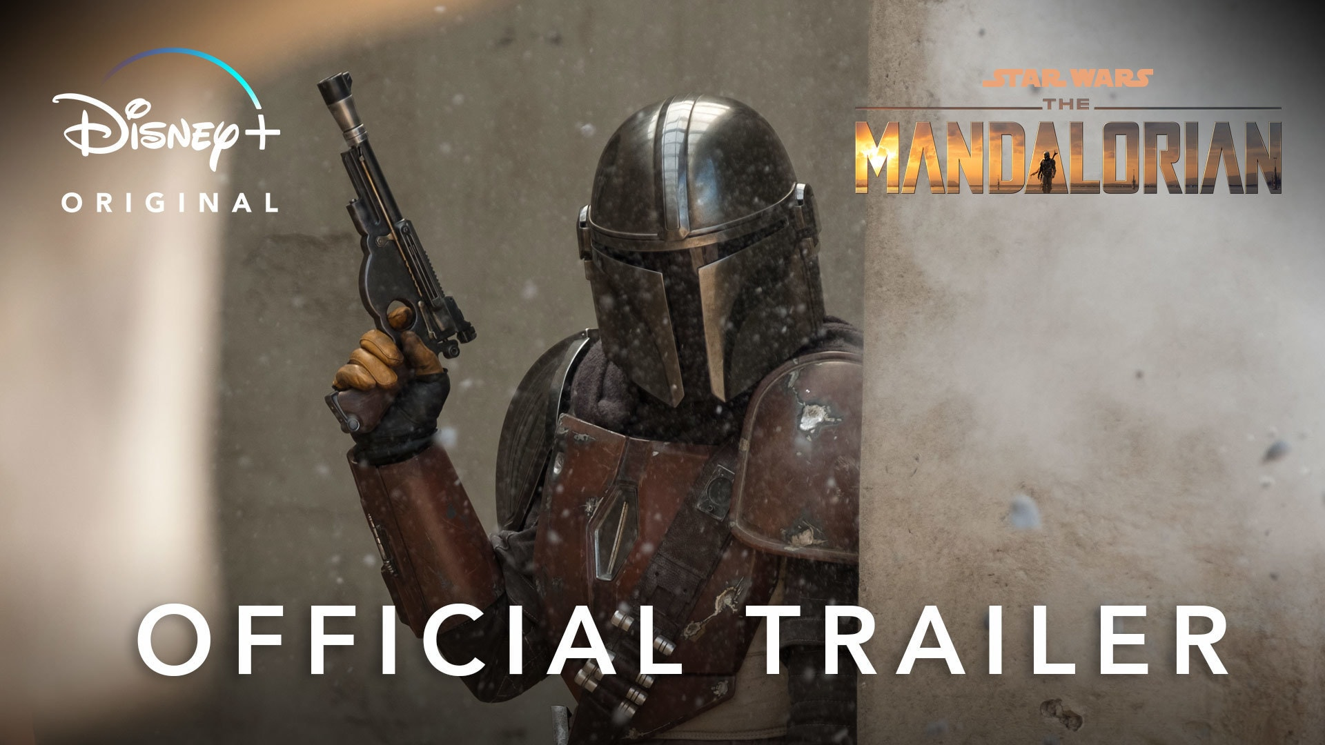 Official Trailer | The Mandalorian
