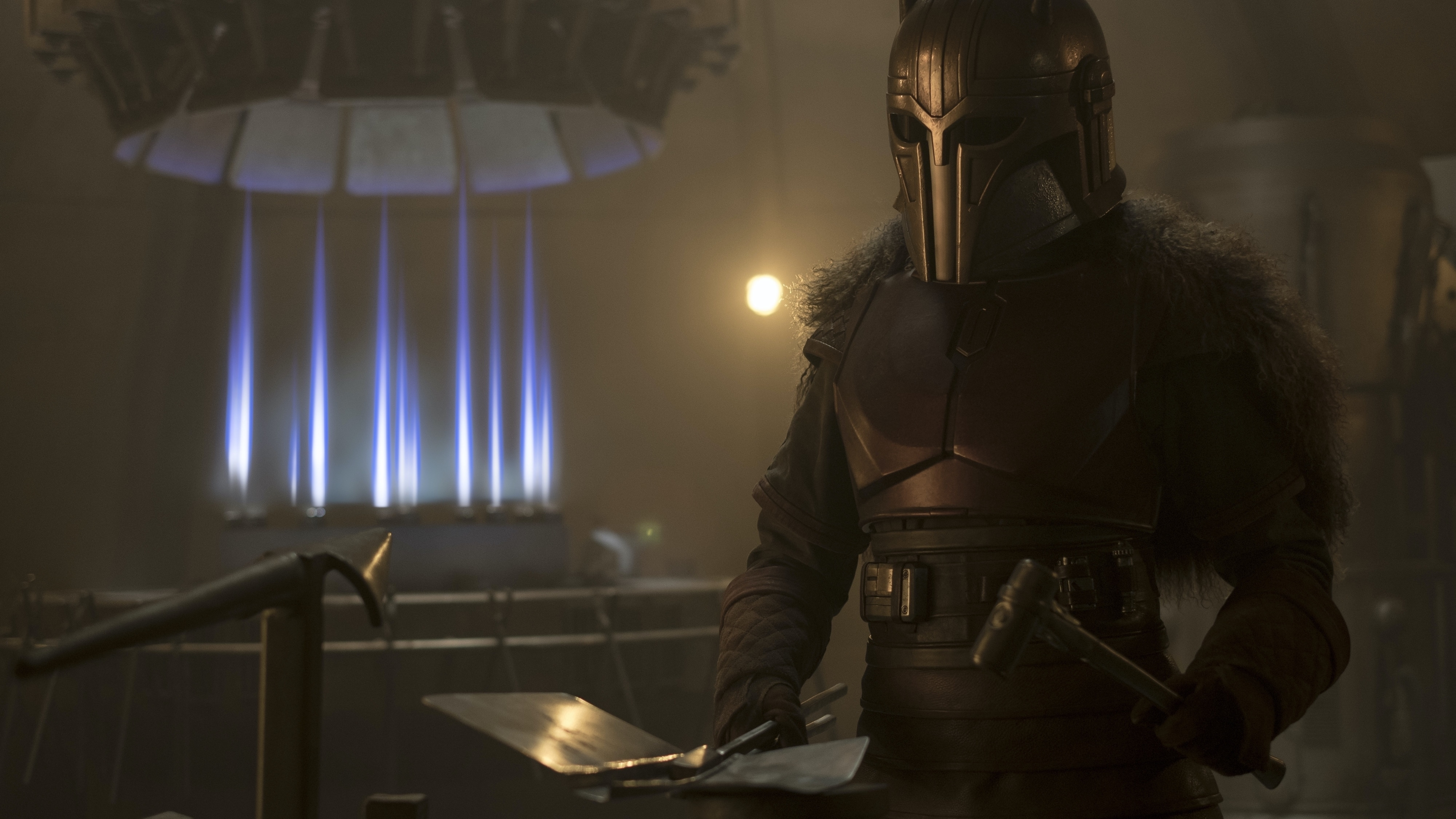 The Mandalorian Chapter 7 Concept Art Features An Alternate Take