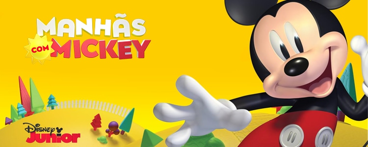 Manhãs com Mickey