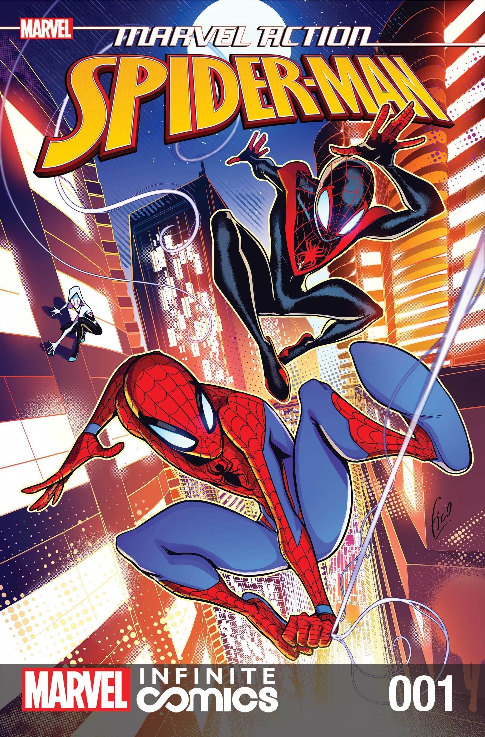 Marvel Action Spider-Man #01