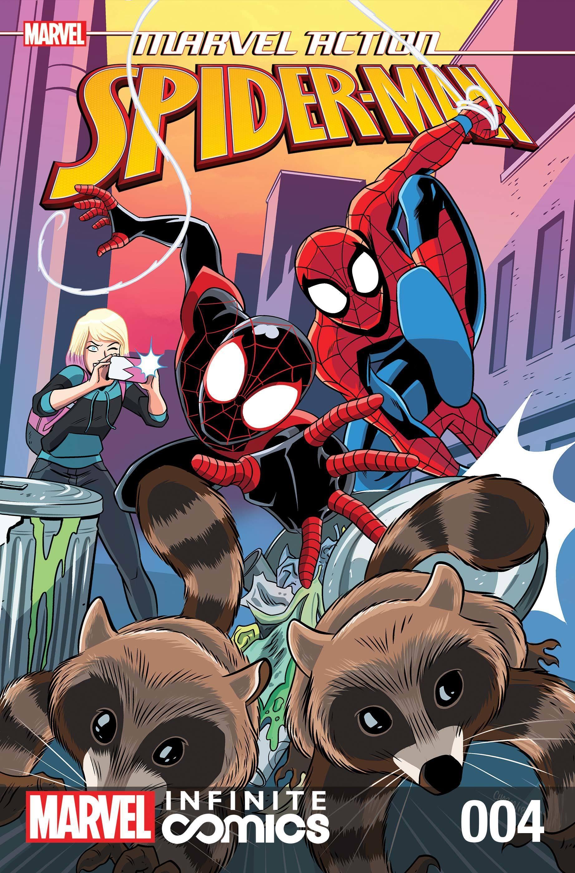 Marvel Action Spider-Man #04