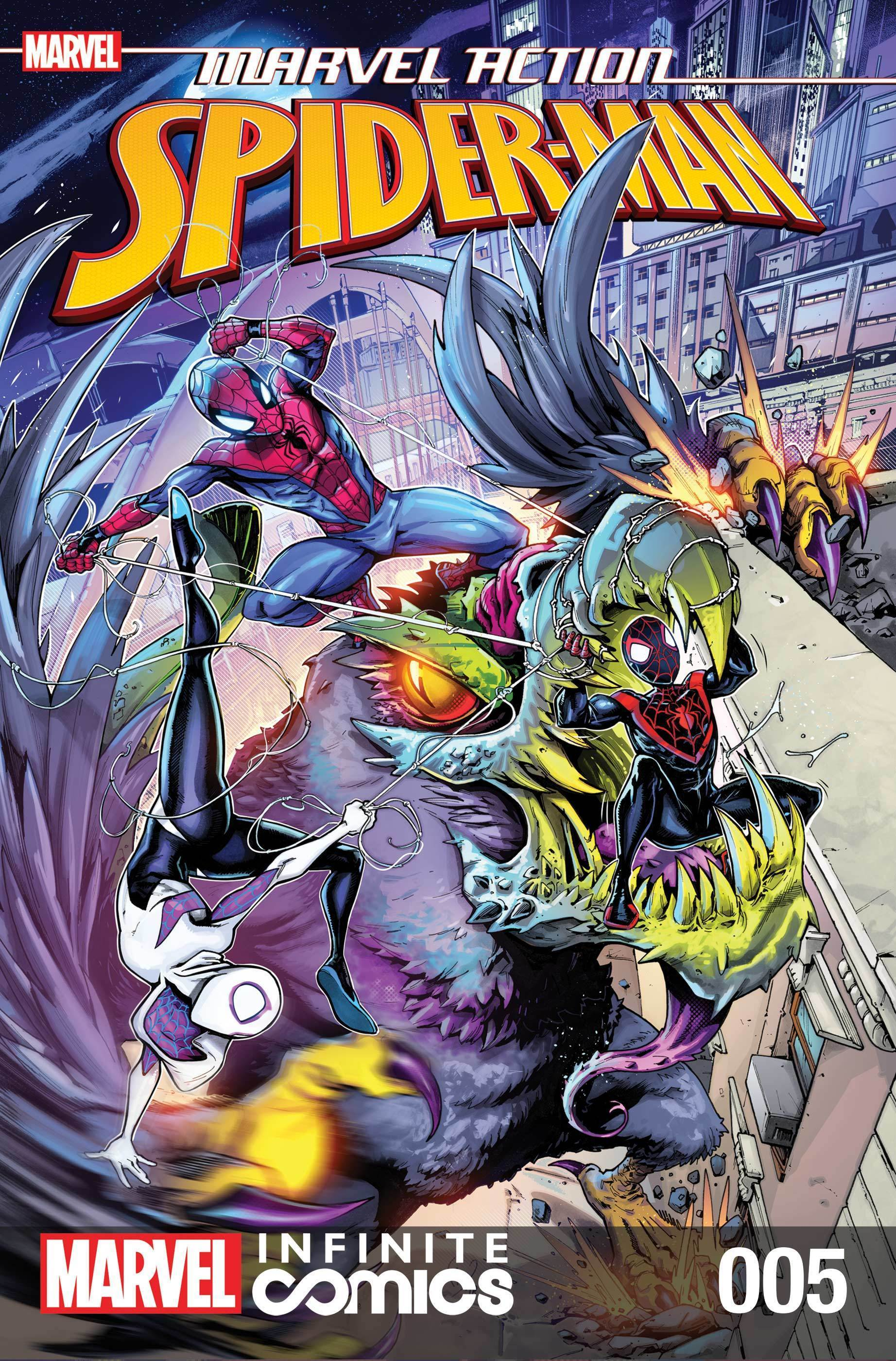 Marvel Action Spider-Man #05