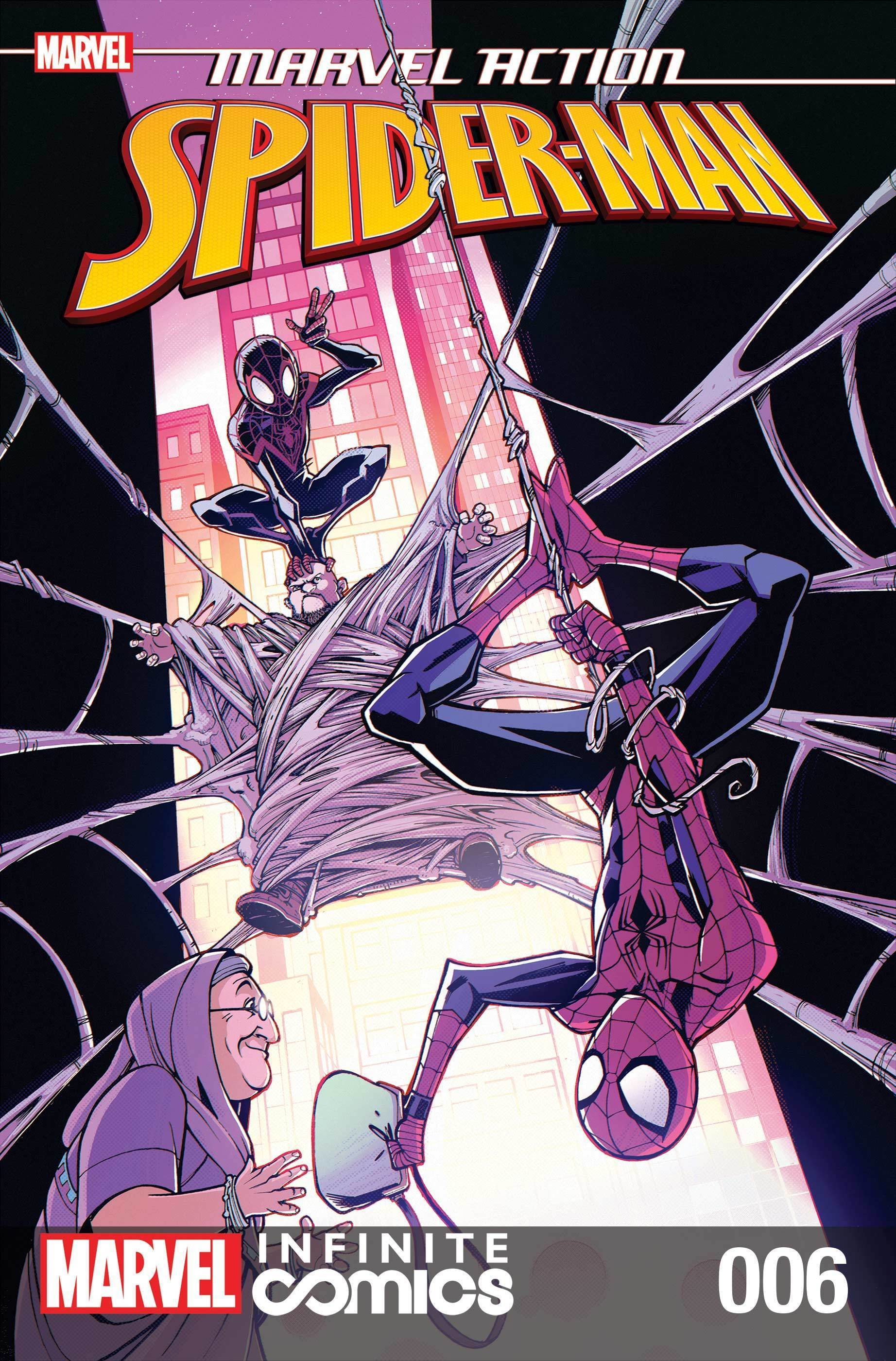 Marvel Action Spider-Man #06