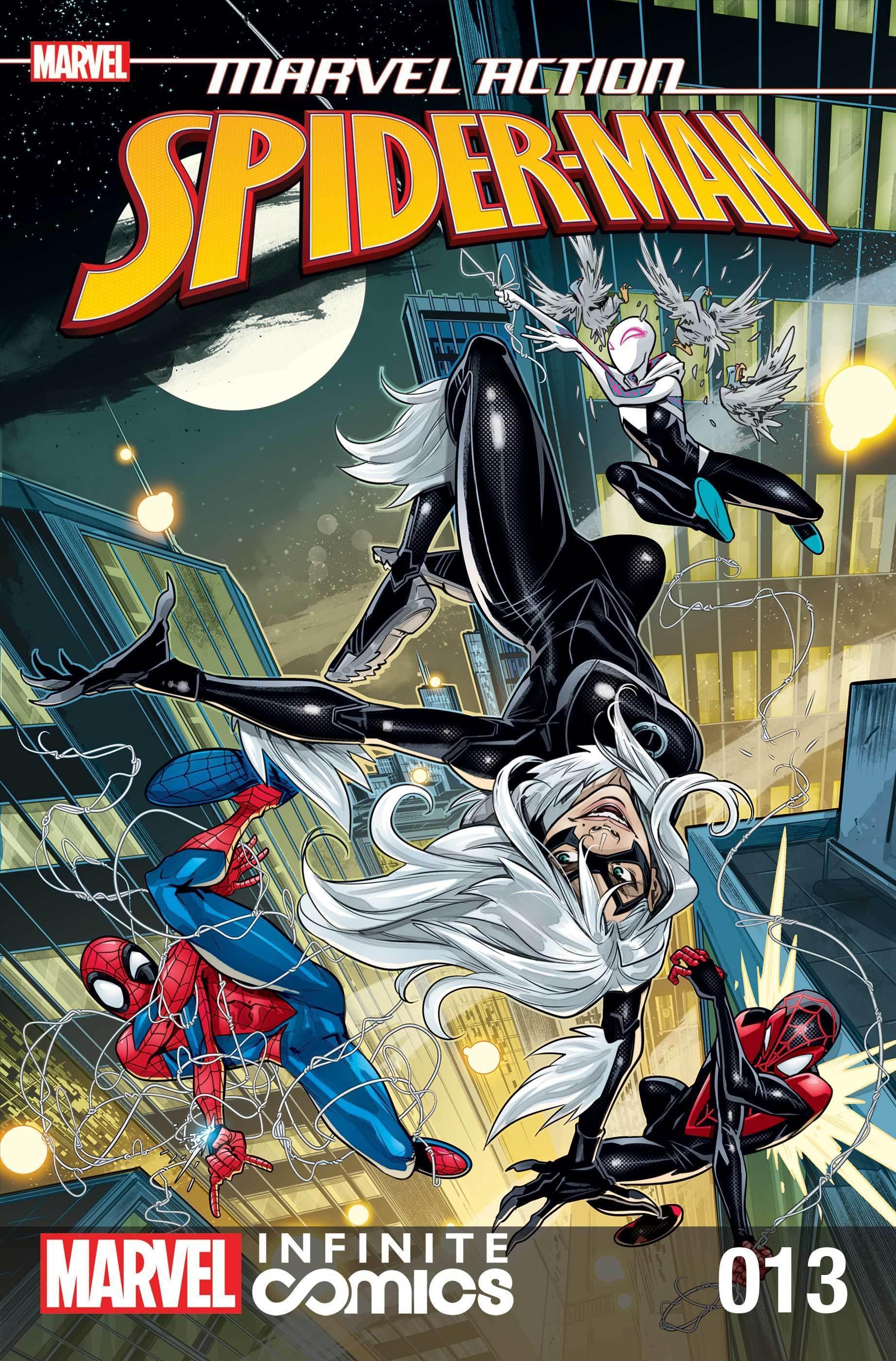 Marvel Action Spider-Man #13